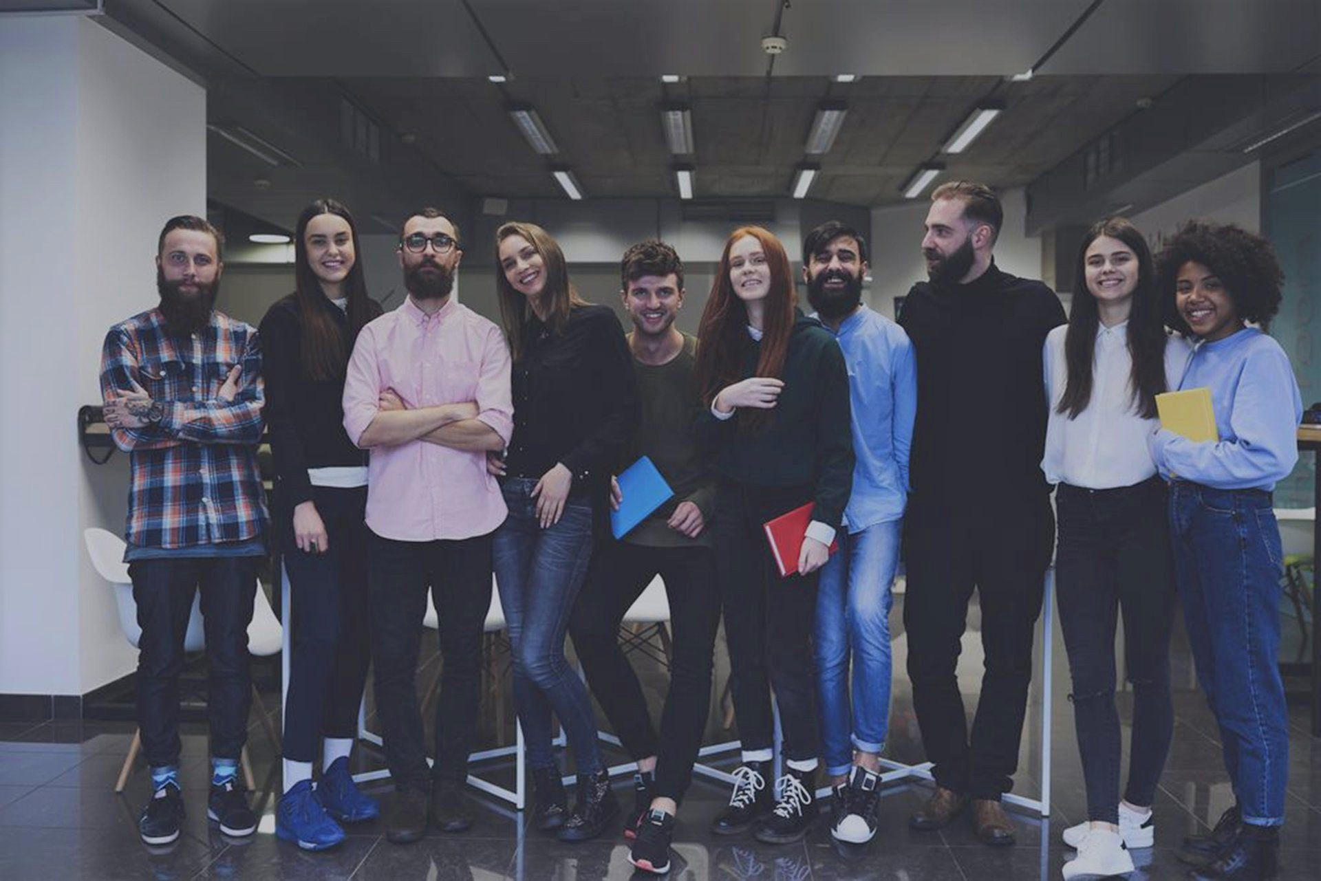 group of people image