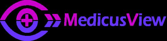 Medicus view Png logo